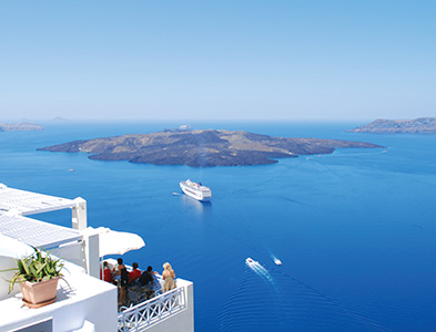 Greek Island Cruises From Athens Travel Zone Greece - Greek island cruises