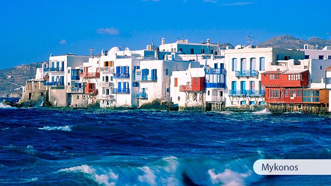 3 Day Greek Island Cruise 2018 Iconic Aegean Travel Zone