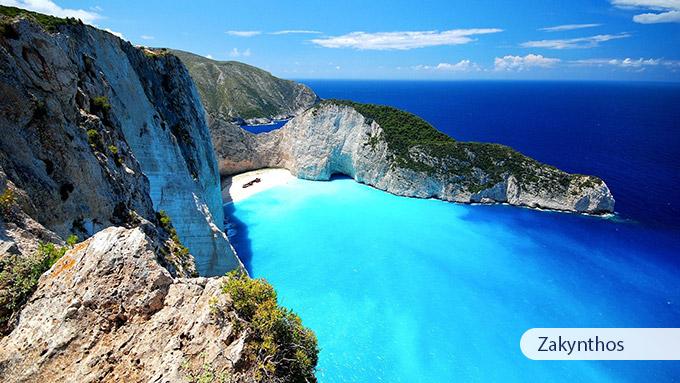 Kefalonia Zakynthos Tour Ionian Islands 8 Days