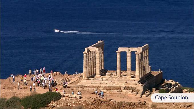 Cape Sounio Tours In Greece